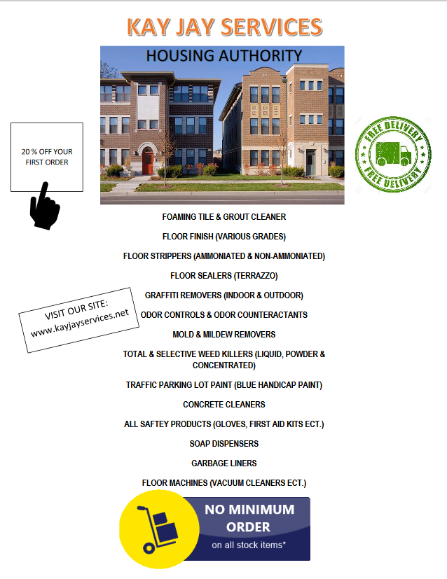 Housing Authority Flyer